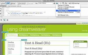 dreamweaver template With how to use templates in dreamweaver