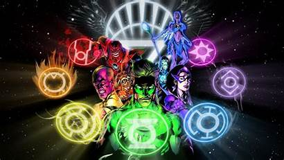 Lantern Larfleeze Dc Comics Blackest Night Walker