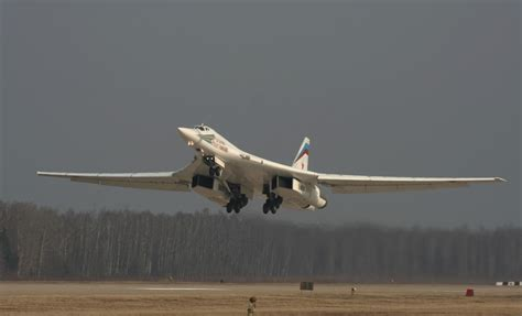 tupolev tu  blackjack white swan aircraft wallpaper