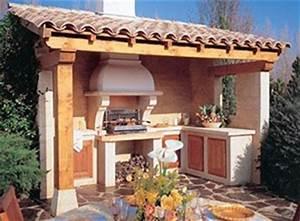 Barbecue En Pierre Mr Bricolage : barbecue fixe pas cher ~ Dallasstarsshop.com Idées de Décoration