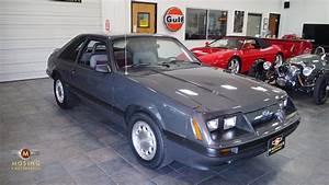 1986 Ford Mustang Gt Hatchback 5