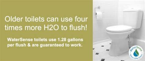 How Much Water Do Toilets Use  Conserve H2o