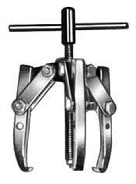 "OTC-1021 OTC 1 Ton 3-1/4"" Spread 3 Jaw Puller by SPX Tools"