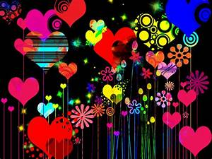 funky hearts images funky HD wallpaper and background ...