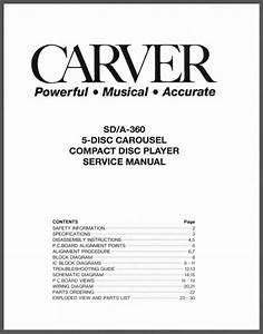 Carver Sd  A