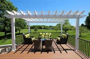 5, deck, shade, ideas