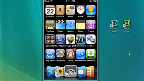 display iphone on computer how to view your iphone or ipod touch screen on your