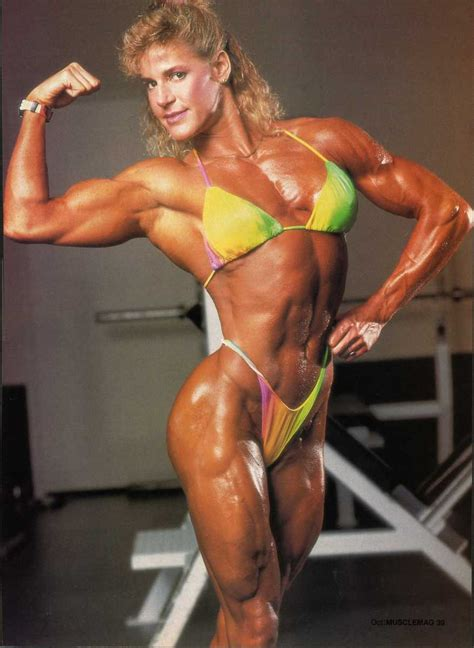 jackie paisley  beauty muscle