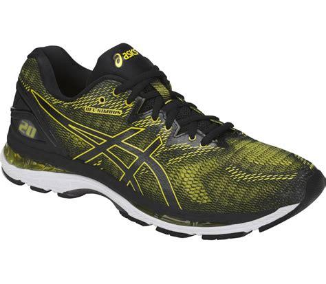 Nikman Sports Asics Gel asics gel nimbus 20 s running shoes yellow black