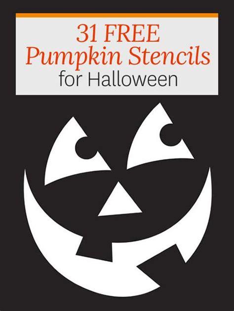 pumpkin templates free printable free pumpkin stencils for