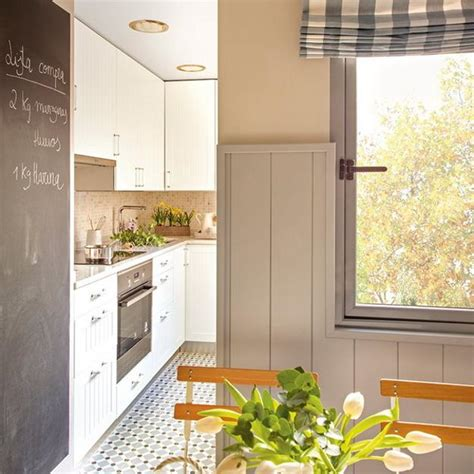smart redesign ideas for narrow and small kitchen interiors
