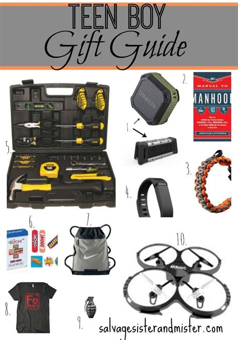christmas gifts for high school boys boy gift guide best of salvage and mister gifts for boys birthday gifts