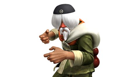 The King Of Fighters Xiv  Character Portraits