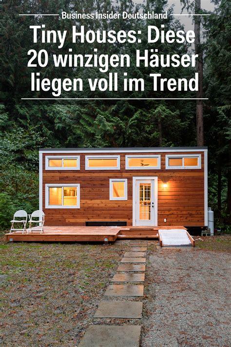 Tiny Häuser Vermieten by Tiny Houses Diese 20 Winzigen H 228 User Liegen Voll Im Trend