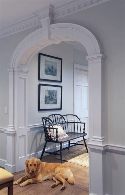 Colonial Molding Trim Work