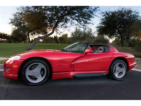 car owners manuals for sale 1994 dodge viper rt 10 head up display 1994 dodge viper for sale classiccars com cc 1053984