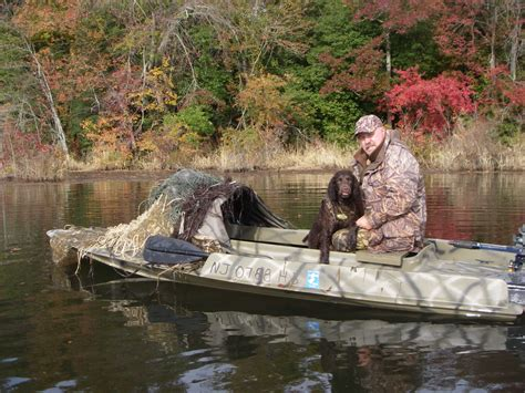 Jon Boat Duck Blind Ideas by Duck Boat Blind Ideas
