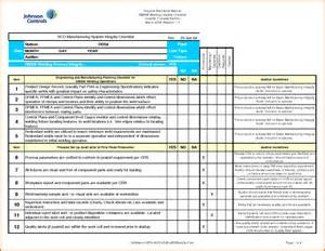 Checklist Template Excel Audit Checklist Template Excel Related Keywords Suggestions Audit Checklist Template Excel