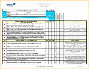 Audit checklist template excel pictures to pin on for Internal audit scope template