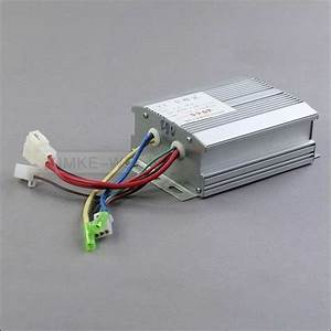 48v 800w Brush Speed Controller For Electric Scooters And