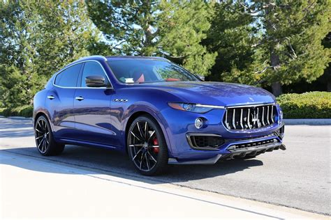 maserati levante larte design splashes maserati levante with carbon fiber