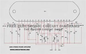 Onkyo Diagram Smplifier Circuit That Uses Stk Ic