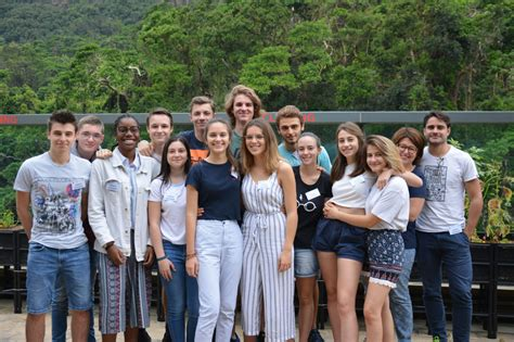 french exchange visitors south island school esf