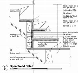 metal staircase detail drawing 3 | Best Staircase Ideas ...