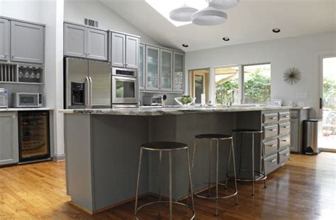 kitchen cabinets island 119 best gray the new neutral gray paint colors images 1891