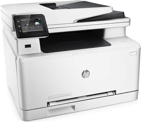 hp color laserjet all in one hp color laserjet pro mfp m277dw all in one printers