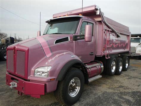 kenworth dump trucks  sale  trucks
