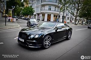 Bentley Continental Supersports : bentley continental supersports coup 2018 31 july 2017 autogespot ~ Medecine-chirurgie-esthetiques.com Avis de Voitures