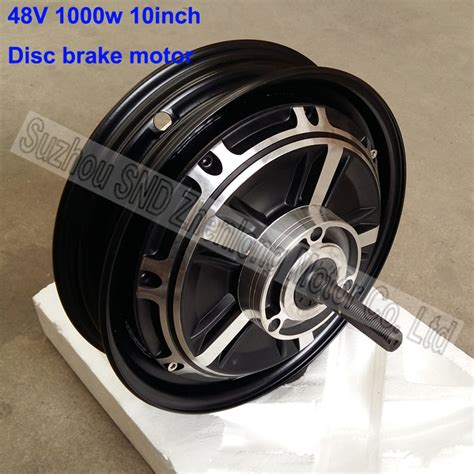 Powerful Electric Motor by Aliexpress Buy 10inch 48v 1000w Brushless Dc