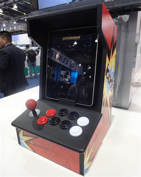 Icade Turns Ipads Into Arcade Cabinet Technabob