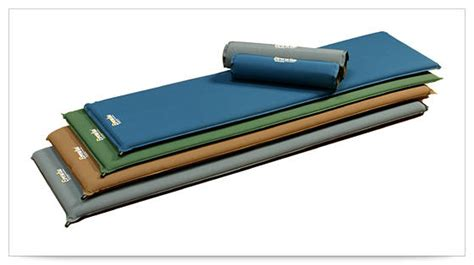 self inflating air mattress self inflating air mattress cing id 493449 product