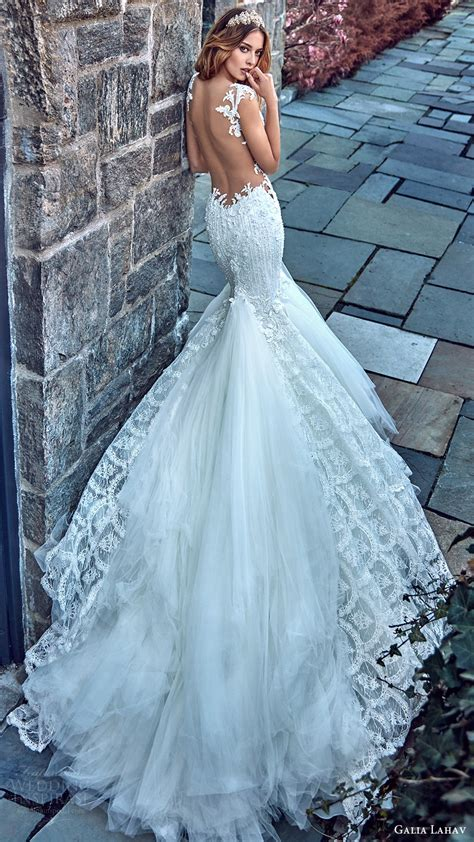 robe mariage sirene galia lahav 2017 couture wedding dresses le secret royal lookbook wedding inspirasi