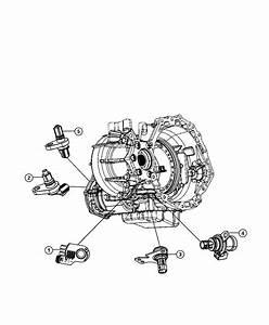05169313aa - Dodge Sensor  Trans Variable Force Solenoid 0