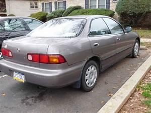 Acura Integra Sedan 1994 Beige For Sale  Jh4db7557rs011201