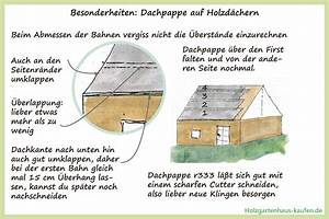 Dachpappe Verlegen Auf Holz : dachpappe kaufen und verlegen ratgeber mit vielen skizzen ~ Frokenaadalensverden.com Haus und Dekorationen
