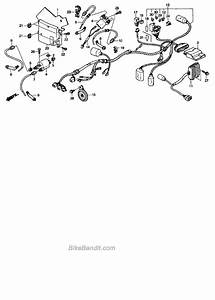 2004 Honda Vtx1300 Vtx1300c Wire Harness Parts Best Oem Of Vtx 1300 Wiring Diagram