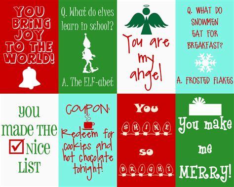 Free Christmas Printables!  Jellybean Junkyard