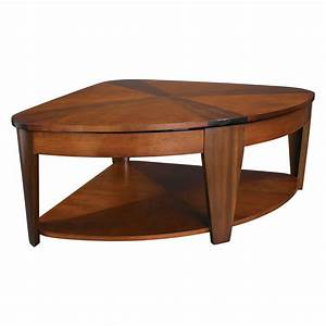 coffee tables shop at hayneedlecom With triangle lift top coffee table