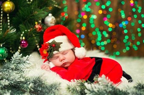 christmas inspired baby names parent