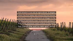Hugh Hammond Be... Soil Science Quotes