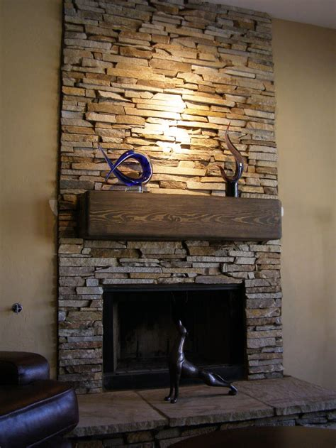 stacked fireplace pictures various ideas of stacked fireplace based on your 5687