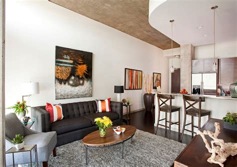decorated apartments 10 things nobody tells you about decorating a tiny apartment freshome com