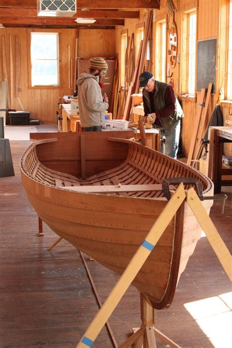 wooden boat building woodworking projects plans