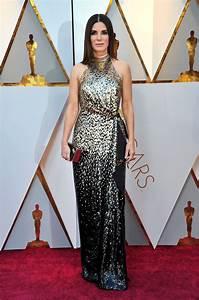 Sandra Bullock at the Oscars 2018