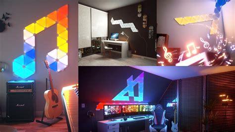 Led Lights For Room India by Nanoleaf Light Panels Collage Find It Here Technology