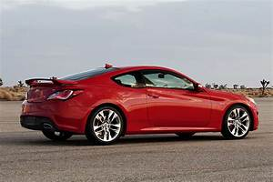 2013 Hyundai Genesis Coupe Overview